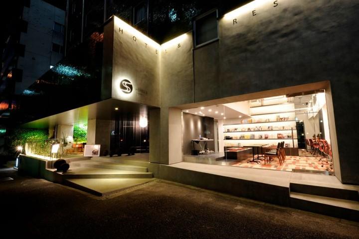 ホテル&レジデンス 六本木 × nao morigo