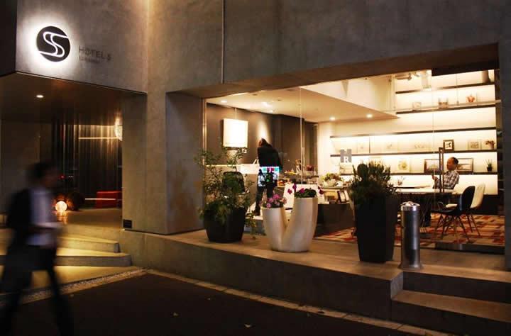 ホテル&レジデンス六本木にてnao morigo 公開制作