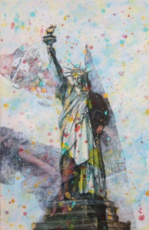 Statu Of Liberty by Nao Morigo