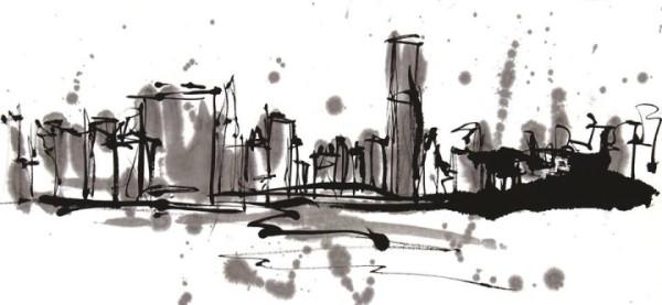 Manhattan by nao morigo