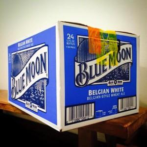 Blue Moon Beer & nao morigo
