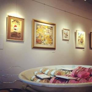 gallery show-an Tokyo Hiroo
