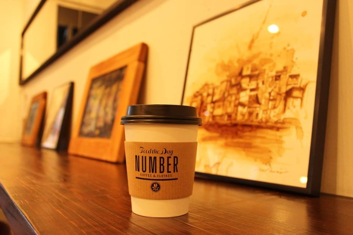 cafe NUMBER daikanyama