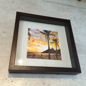 Ipanema by nao morigo display