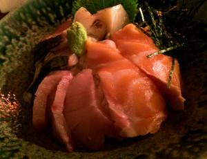 わんぱく 海鮮丼
