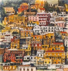 trip to Italy by nao morigo