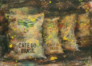 coffee beans by nao morigo