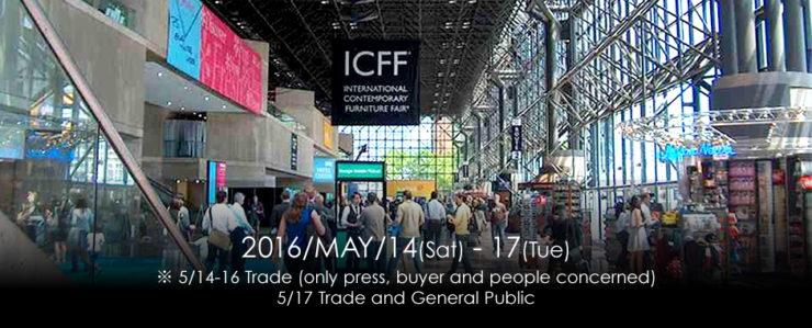 ICFF NY 2016