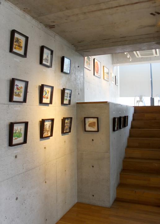 ギャラリー北野坂 nao morigo 作品展